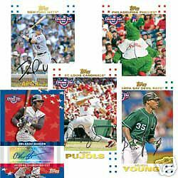 Brand New 2007 Topps Opening Day MLB Baseball Pack