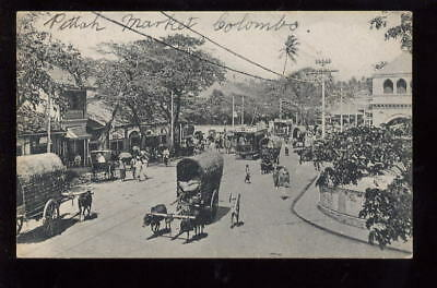 Ceylon Colombo PETTAH Market  early PPC
