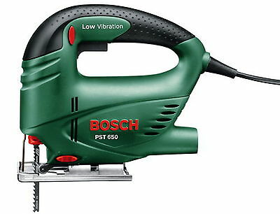 Seghetto alternativo Bosch PST650 Compact Easy 500W valigia