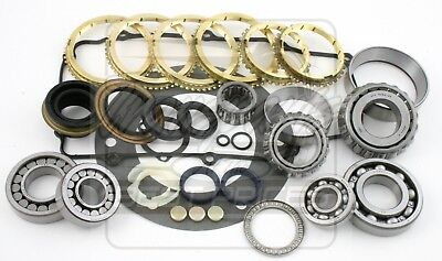 Ford M5R2 M5OD Transmission F-150 Overhaul Rebuild Bearing Seal Kit 33T W/Rings
