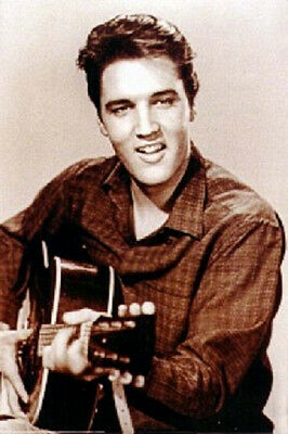 ELVIS PRESLEY LOVE ME TENDER POSTER Full Size