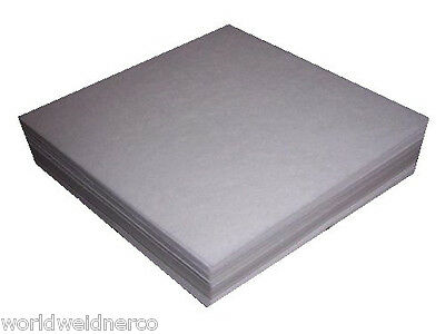"""100 Sheets 1.8oz. Tear Away Embroidery Stabilizer Backing 8x8"""" Fits 4x4 Hoops"""