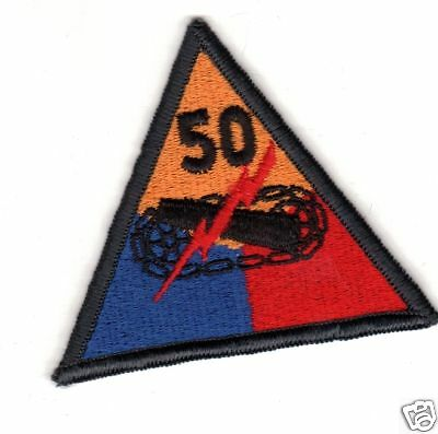 United States 50th Armored Division