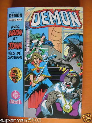 Démon album numéro 8  DC Comics Pocket AREDIT 1987