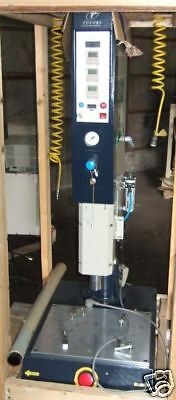 Ultrasonic Welder Made by Forward Sonic Tech Never Used