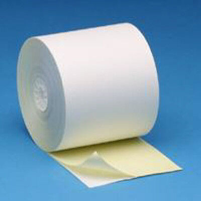 50 rolls of 2Ply 3 inch - 76mm POS recipt printer paper