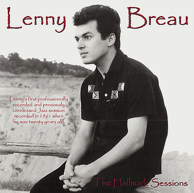 Lenny Breau - The Hallmark Sessions - Cd - 1961 Session - Art Of Life Records