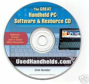 """The Great Handheld PC Software & Resource CD 2007"""