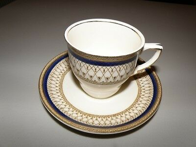 J & G Meakin Westminster cup and saucer