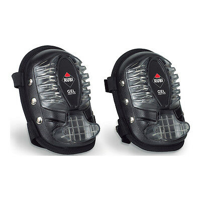Rubi Gel Knee Pads - Safety Personal Protective Pads - Rubi 81989