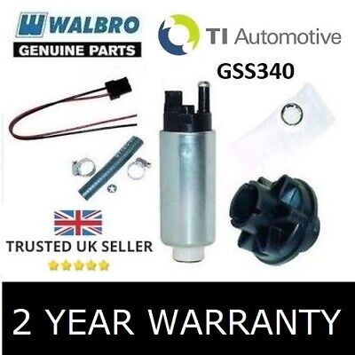 Walbro 255 Fuel Pump Upgrade - Lancia Delta Integrale 2.0 8V / 16V (1989-1995)