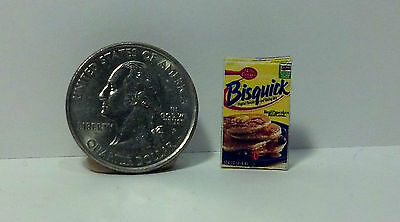 Dollhouse Miniature Mix Cat Food Box 1:12 one inch scale H10 Dollys Gallery