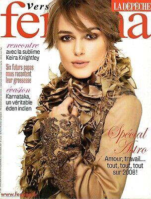 French mag 2007: KEIRA KNIGHTLEY