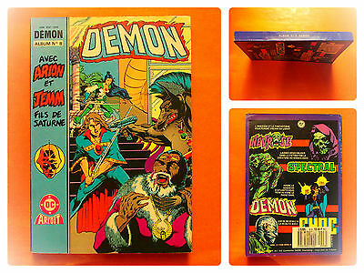 DEMON Démon Album N° 8 DC COMICS AREDIT  DL 1987  Héroic Fantasy
