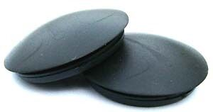 Blanking Grommets / Blind Grommets / Closed Grommets / Bungs - Mixed Pack x 60