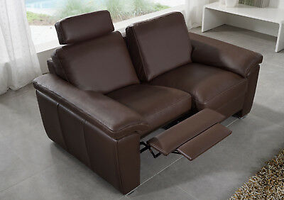 Dietsch Paolo Nero Donna Sofa Mit Relaxfunktion Funktionssofa
