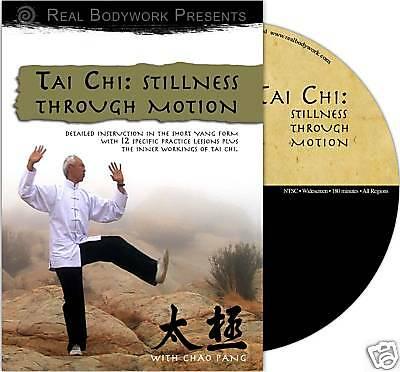 Tai Chi Motion - Short Yang Form Exercise Video On DVD