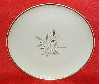 4 Bread & Butter Plates Elegance Syracuse China