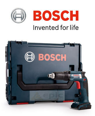 Bosch 18v Cordless Collated Drywall Screwdriver Screwgun BODY ONLY 06019C8004