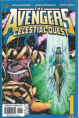 Avengers: Celestial Quest #1 (Of 8) ( Marvel)