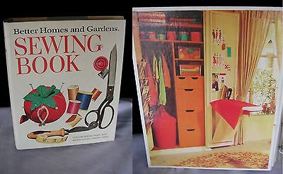 Vintage 1970 Better Homes Gardens Sewing Book Nice!!