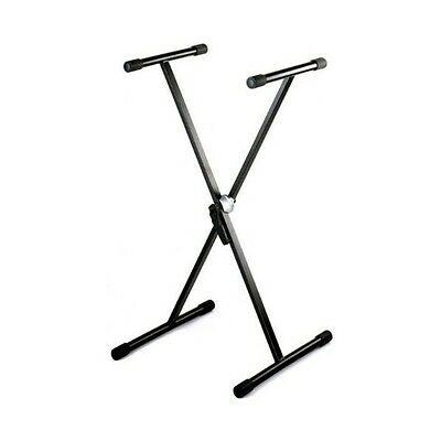 Support En X Stand Pied Pour Clavier Piano Synthetiseur