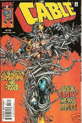 Cable #78  (Marvel)