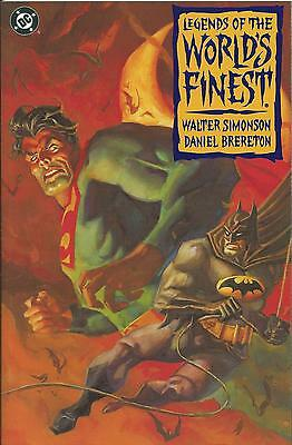 Legends Of The World's Finest #2 (Of 3) (Dc) (Prestige)