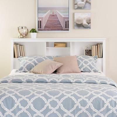 Sonoma Double Full or Queen Size Bed Headboard - White NEW
