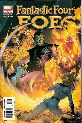 Fantastic Four: Foes #3 (Of 6) (Marvel)