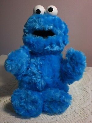 Gund - Cookie Monster - P/O Sesame Street Collection