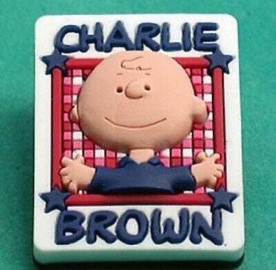 Peanuts Red White & Blue Charlie Brown Pin