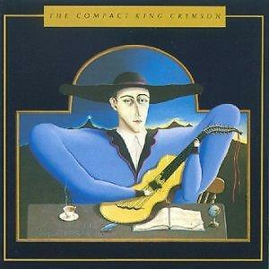 THE COMPACT KING CRIMSON  eg records EGLP 68  2 LP 1986