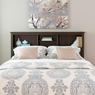 Double /Full / Queen Size Bed Headboard - Espresso -NEW