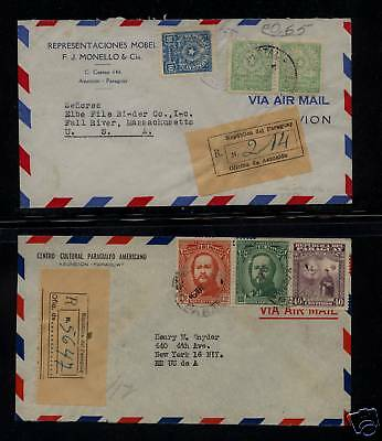 Paraguay  covers