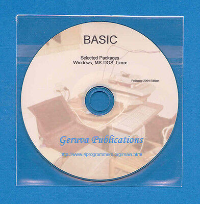 Software - BASIC interpreter, compiler collection