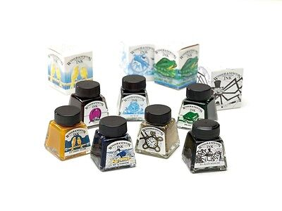 Winsor & Newton Drawing Inks Choose your colour.