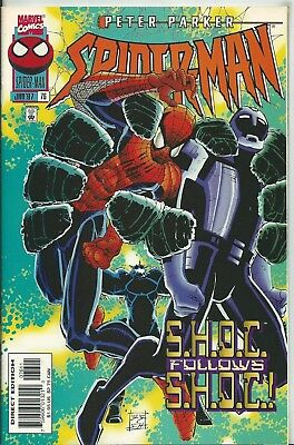 Spiderman #76 (Marvel)  1990 Series