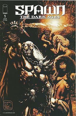 Spawn: The Dark Ages #5 (Image)