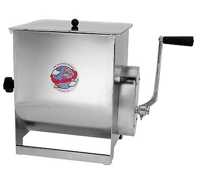 TSM-50 Stainless Steel Meat Mixer