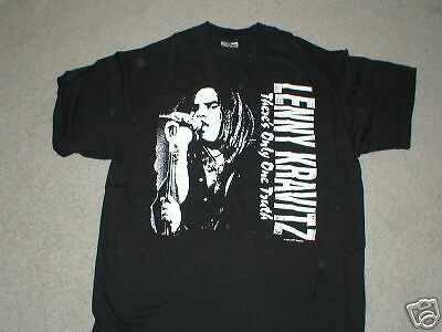 Original 1991 Lenny Kravitz-Theres Only One Truth-Shirt