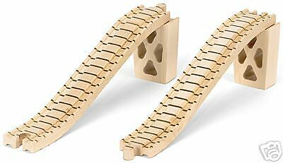 NEW BRIDGE ASCENDING SET TOY  Brio Thomas Wooden Trains