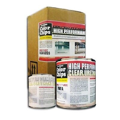 High Performance Urethane - HPU - Clear Coat / Topcoat