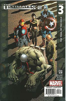 The Ultimates 2 #3 (Marvel)  2005