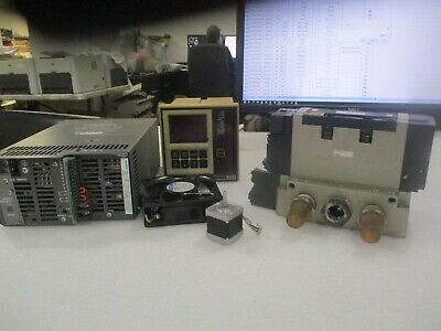 Omron Type: H3Y-2 Solid State Timer.  New Old Stock <