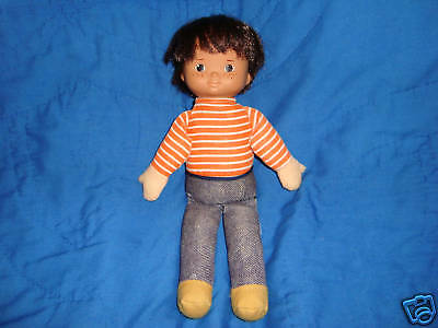 """Vintage Fisher Price Mikey Doll 9"""" 1976 #240"""