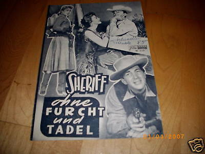 NFP 326 Sheriff ohne Furcht und Tadel JERRY LEWIS