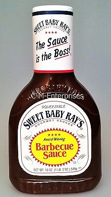 Sweet Baby Ray's Original BBQ Barbecue Sauce 18 oz Rays