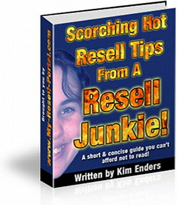 Profit Now From Hot Resell Rights Products Tips - A Must Read From Expert (CD)