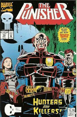 Punisher #73 (Marvel)  1St Series 1987